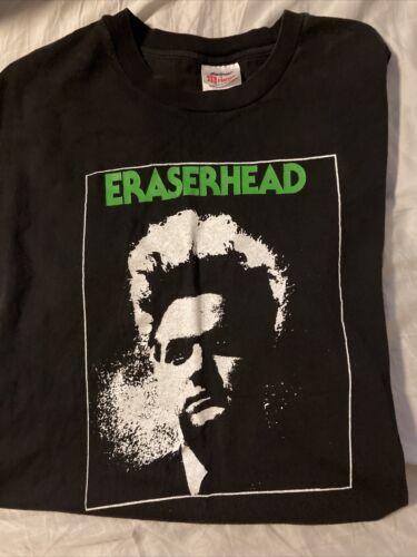 Vintage Eraserhead T-shirt. Size XL. David Lynch.