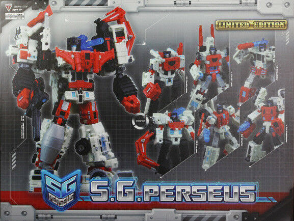 [Toys Hero] In hand Transformers TFC Mirror Justice Hercules Perseus Perseus