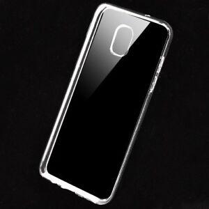Samsung-GALAXY-J7-2018-Caoutchouc-Silicone-Hybride-Gel-TPU-Case-Housse-Protection-Clair