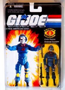 Gi Joe 2016 personnalisé cardé Cobra Zombie Soldier 3,75 Figurine Moc Mip