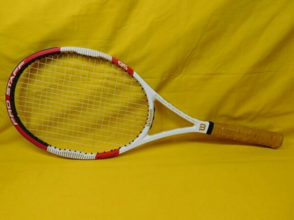 New 2012-2013 Wilson BLX Pro Staff 95 head 4 1//2 grip DIMITROV Tennis Racquet