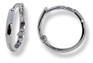 18k-White-Gold-Classic-Round-Huggie-Tiny-Hoop-Earrings-14mm