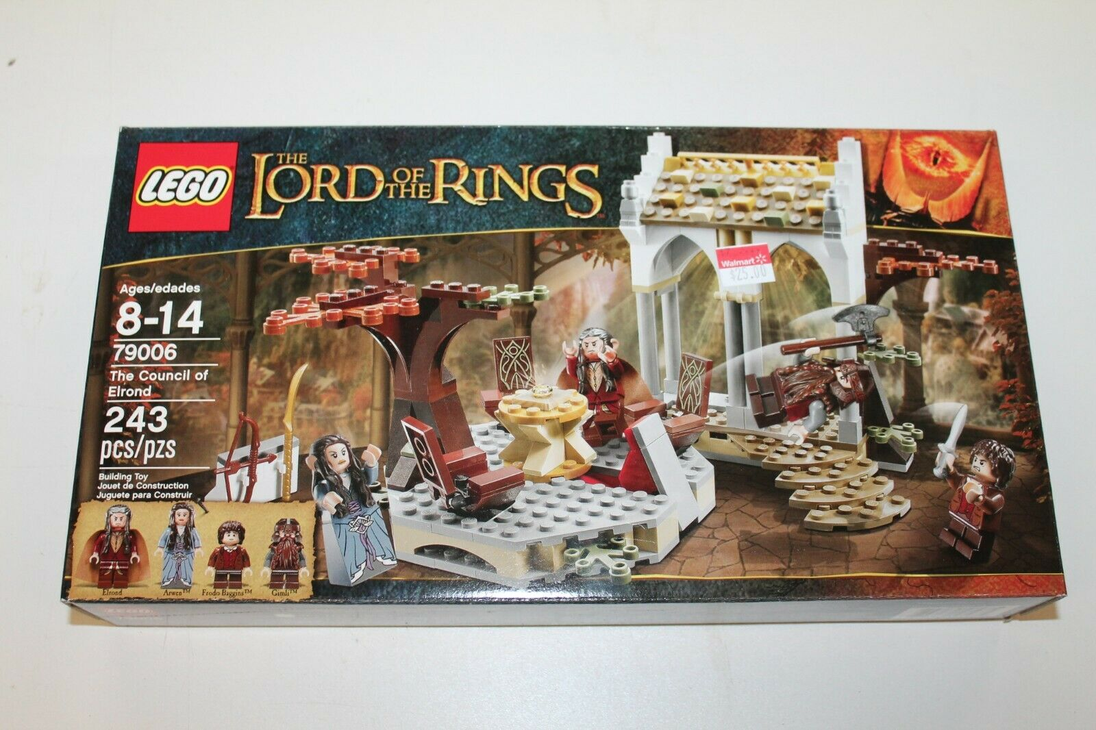 2013 LEGO LEGOS The Lord of the Rings-The Council  of Elrond MIB 79006  outlet