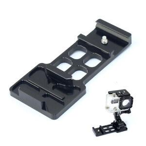 Aluminium-Camera-Picatinny-Weaver-Guide-Rail-Mount-Side-for-GOPRO-Hero-1-2-3