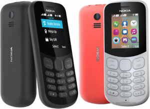 Neu-Nokia-130-2017-Modell-Entsperrt-Handy-Guenstigste-Im-Ebay