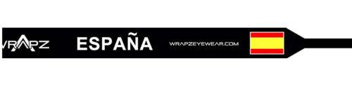 Wrapz SPAIN ESPANA Floating Neoprene Sunglasses Strap  STRAP ONLY