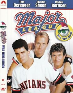 Major-League-DVD-2007-034-Wild-Thing-034-Edition-Widescreen-Tom-Berenger