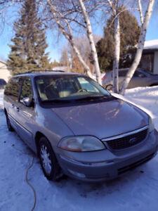 2003 Ford Windstar LTD