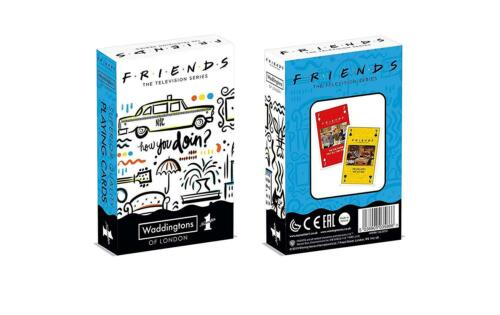Friends Waddingtons Number 1 Playing Cards-35866