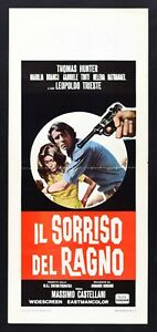 L98 Plakat Die Smile Der Spinne Thomas Hunter Carlos Gabriel Tinti