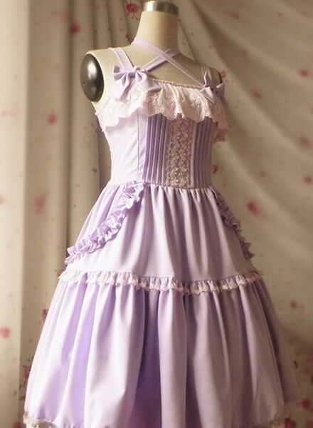 Ladies Victorian Lolita Gothic Barbie Palace Retro Sexy Sling Princess Dress