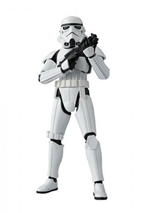 SH Figuarts Star Wars Storm Trooper (ROGUE ONE) about 150mm  action figure