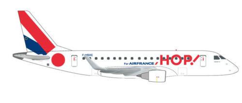 Herpa 562621-1//400 Embraer E170 For Air France Neu Hop