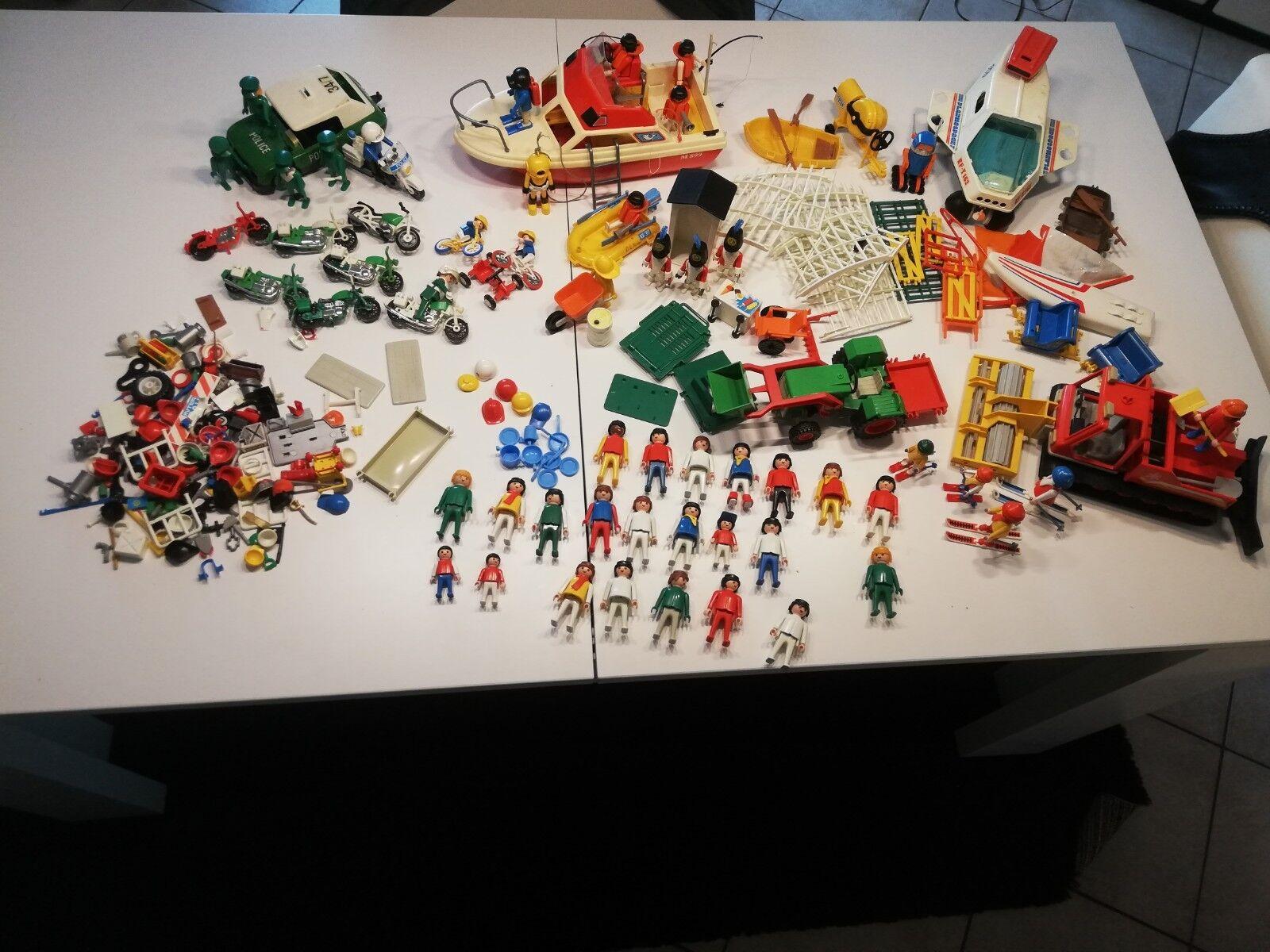 Playmobil  Dachbodenfund Konvolut Sammlung Figuren