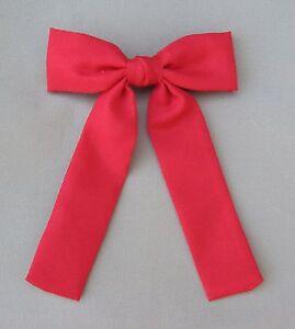 0307c7479830 Colonel tie western bow tie cowboy kid's children size red clip-on ...