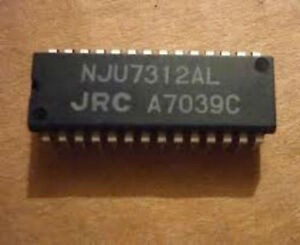 NJU7312AL INTEGRATED CIRCUIT