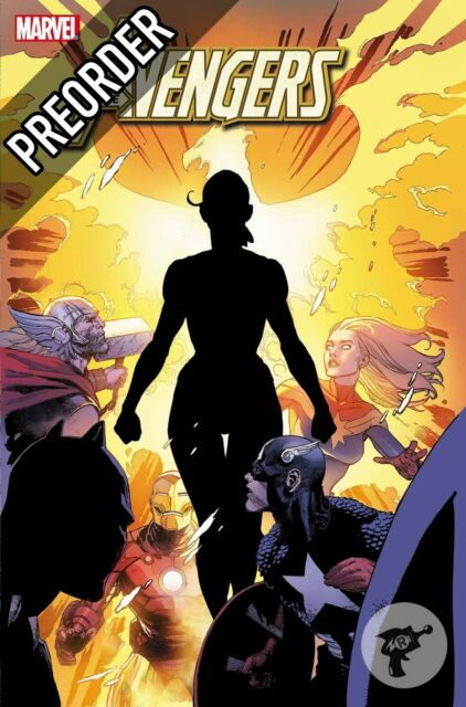 Avengers #44 Cover A Marvel Comics preorder ships 07/04/21