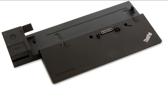 Lenovo ThinkPad Ultra Dock HDMI USB 3  Docking Station 40A2 + AC Adapter