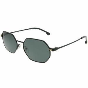 11b9e9a0095 Versace VE 2194 126187 Matte Black Metal Rectangle Sunglasses Grey ...