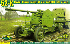 ACE 1/72 (20mm) 52-K 85mm Pesante sovietico AA GUN (late)