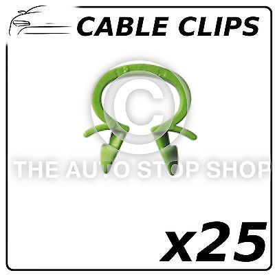 Cable Clips Automatic Clips Cable 3-13 MM Drilling 6,2 MM All Types 1313 8PK