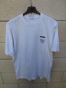 2004 M Equipe Shirt Jeux Ebay De Adidas Athenes Olympiques T France 8a17qxww