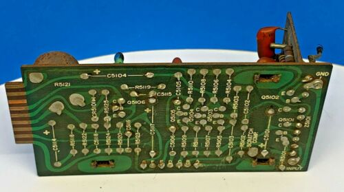 Details about  /SEEBURG 45 RPM JUKEBOX LS1 LS2  VOLTAGE AMPLIFIER BOARD ASSEMBLY #306997-1