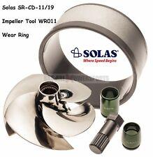 SOLAS Sea Doo 4-tec Impeller Sr-cd-11/19 Wear Ring & Tool GTX 155 Wake 2002 2003