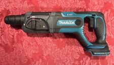 Makita Xrh04z 18v Lxt Lithium Ion Cordless 78 Rotary Hammer Stopped Working