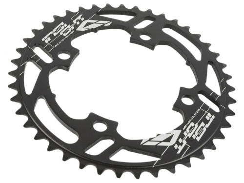Black Insight 4 Bolt Chainring 104BCD 40T