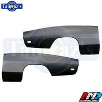 69 Dodge Charger Rear Quarter Panel Skin Amd Pair Lh Left Hand & Rh Right Hand