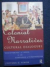 Colonial Narratives/Cultural Dialogues: 'Discoveries' of India in the Language