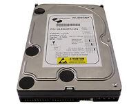 500gb 7200rpm 8mb Ultra Ata/100 Eide Pata 3.5 Internal Desktop Hard Drive