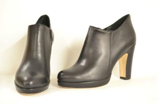 femmes en noir fabriquᄄᆭ vᄄᆭritable Production Bottines en Nappa Italie Possᄄᆭdᄄᆭ pour cuir QrCosxtBdh