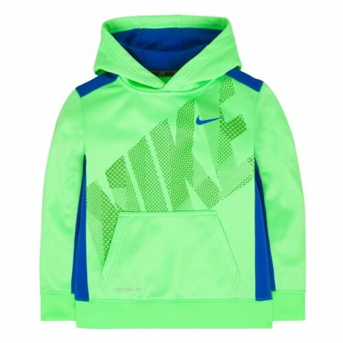 MSRP $38 Nike KO 3.0 Therma-FIT Fleece Hoodie,SIZE 2 TO 7