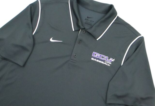 6889a05f Grand Canyon Antelopes Baseball L large NCAA Coaches Polo Shirt NIKE DRI FIT