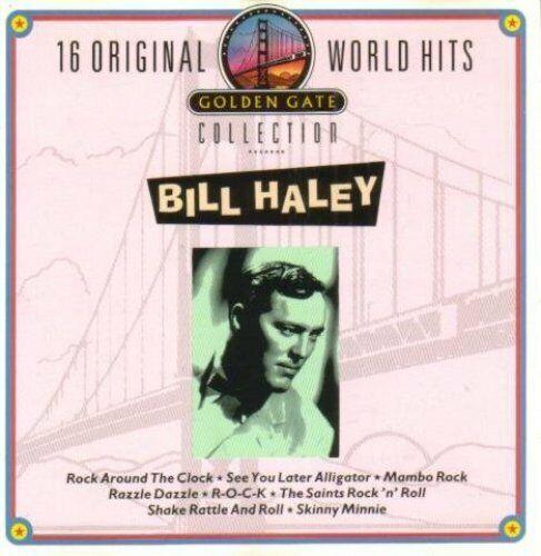 Bill Haley 16 original world hits  [CD]