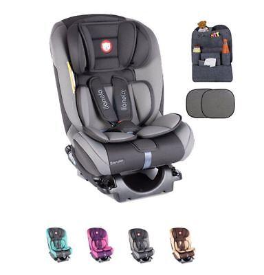 baby child car seat sander rear and forward facing isofix top tether 0 36 kg ebay. Black Bedroom Furniture Sets. Home Design Ideas