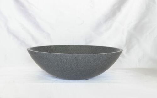 D= 36cm Marmor Waschbecken aus Naturstein Model Rio Granit Farben versch