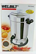 Welbilt 60 Cup Commercial Stainless Steel Coffee Urn Pw1255as New