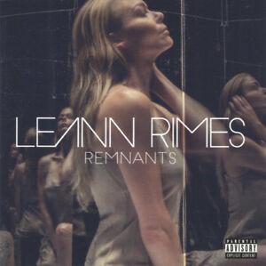 LEANN-RIMES-Remnants-2016-14-track-CD-album-NEW-SEALED