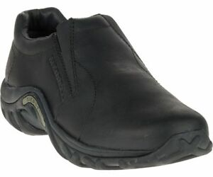 Merrell-Mens-Jungle-Moc-Midnight-Black-Leather-Slip-on-Shoe
