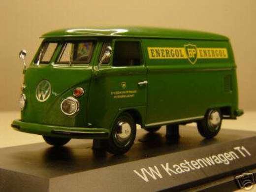 ULTRA RARE SCHUCO VW T1 Van BP ENERGOL Livery 1 43 obsolète LTD EDT 1 1000