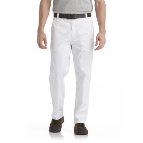 Painter/'s Pants White Cotton Denim