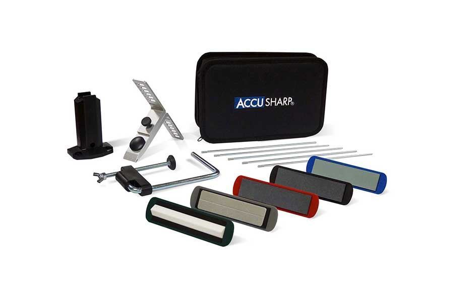 AccuSharp 5-Stone  Precision Kit (059C)  factory direct and quick delivery