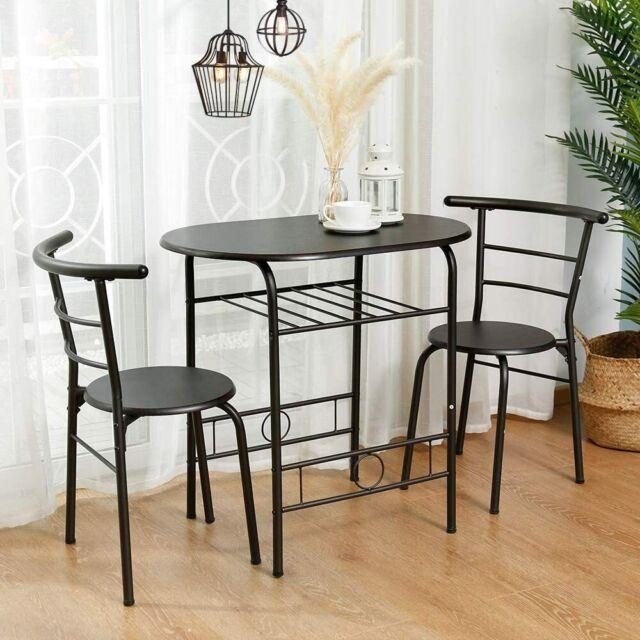 Dining Table Kitchen Breakfast Dining Room Furniture Rectangle Folding Flip Desk For Sale Online Ebay
