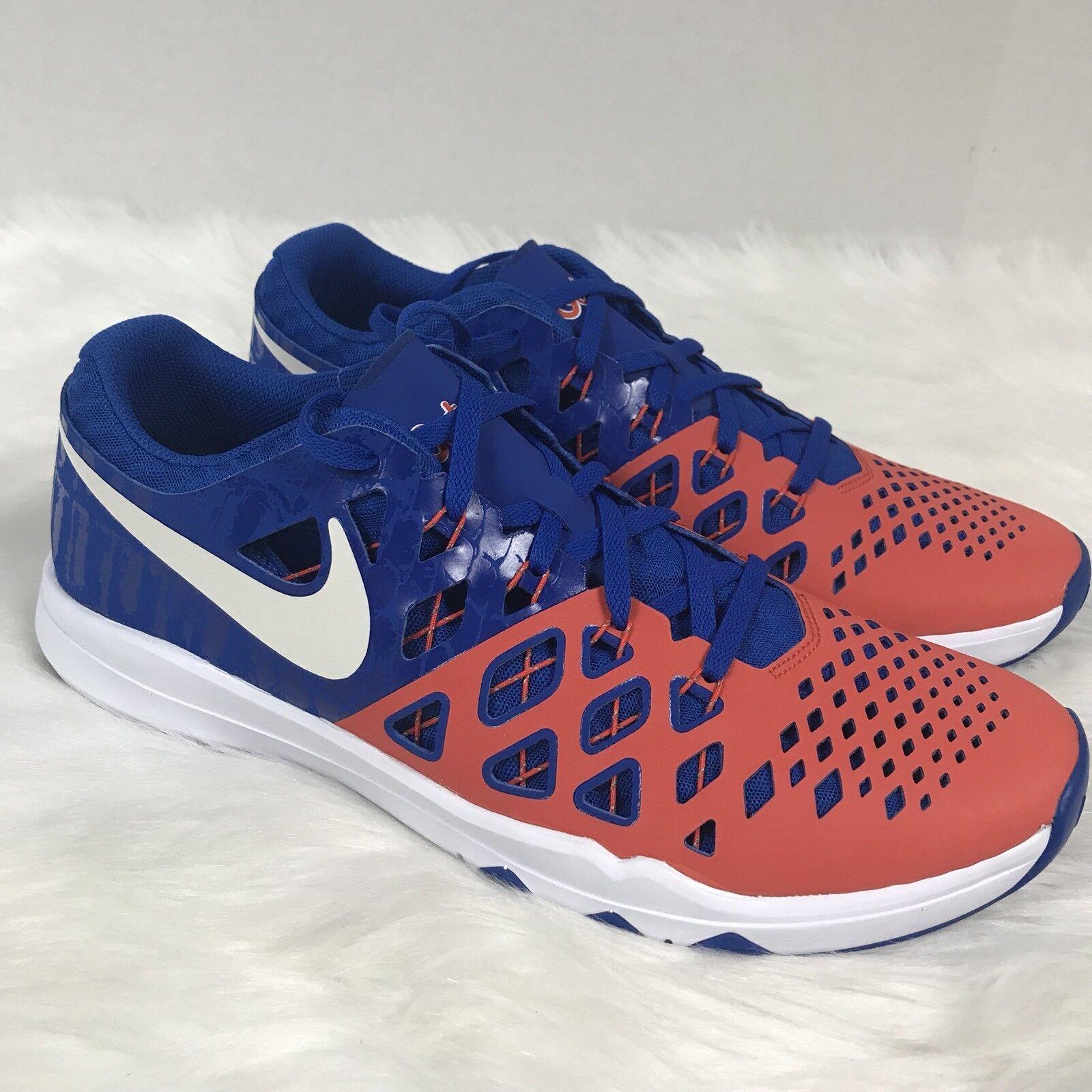 Nike speed 4 amp (florida gators treno blu arancione 844102-810 Uomo dimensioni