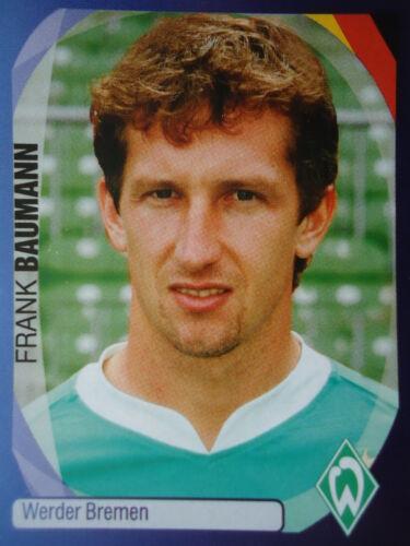Fußball Panini 102 Frank Baumann Werder Bremen UEFA CL 2007/08