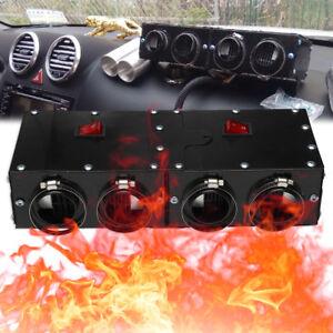 800W-12V-4-Fans-Car-Heating-Warmer-Windscreen-Defrosting-Demister-Heater