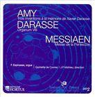 "Gilbert Amy: Trois Inventions; Xavier Darasse; Organum VIII; Messiaen: Messe de la Pentac""te (CD, Nov-2012, Editions Hortus)"
